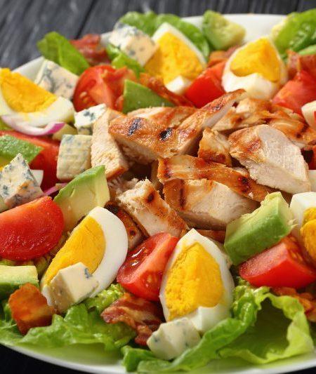 Keto Zone Cobb Salad