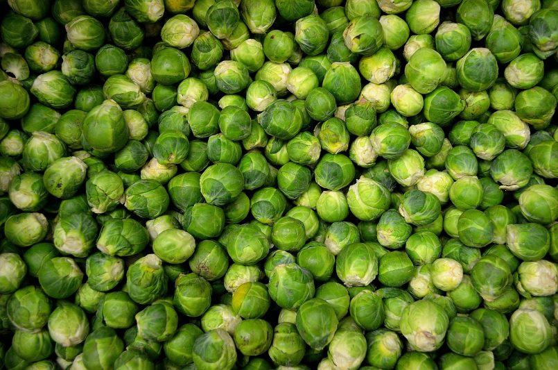 8 Science-Backed Benefits of Brussel Sprouts (Easter Brunch Recipe Included)