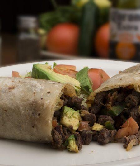 Keto Zone Tortillas for Keto Burritos