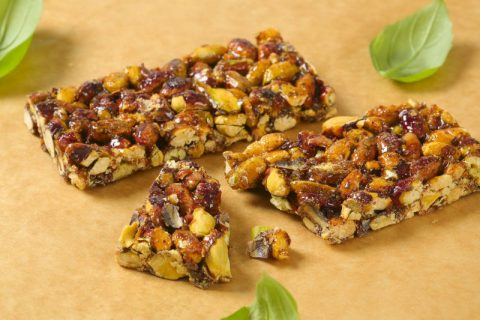 Keto Zone Granola Nut Bars