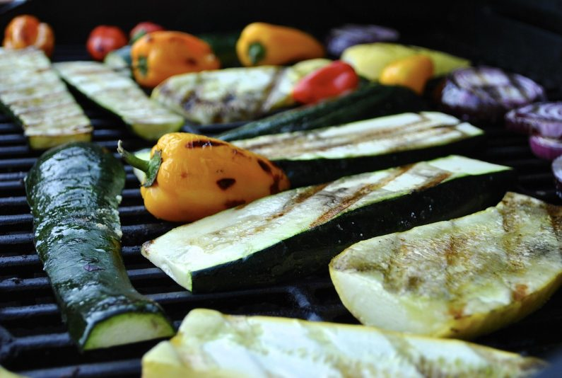 3 Ways to Prepare Delicious Keto Zone Grilled Vegetables