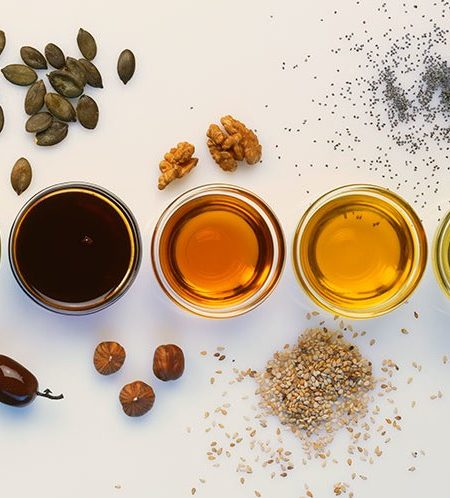 Top 4 Anti-Aging Oils from Your Kitchen