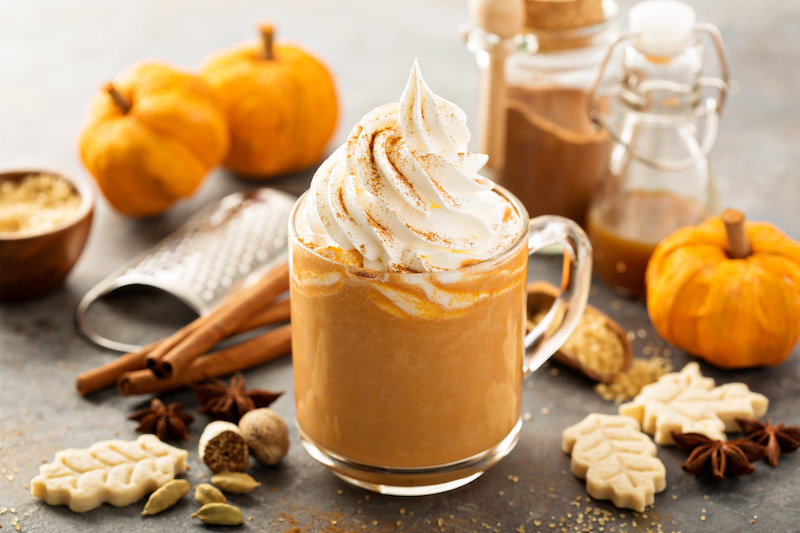 Homemade Pumpkin Spice Recipe with Many Health Benefits