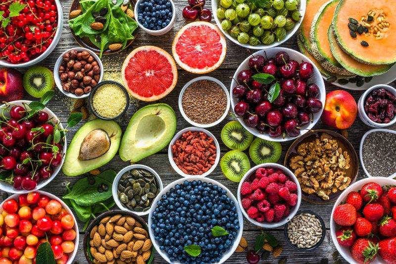 Top 10 Everyday High-Antioxidant Foods