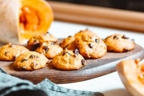Pumpkin Cookies with Amazing Health Benefits