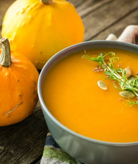 Perfect Soup for the Season: Delicious Keto Zone Pumpkin Soup