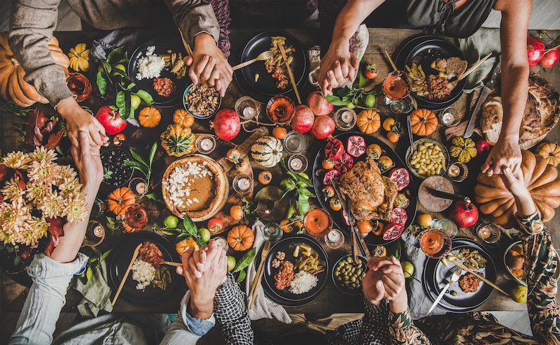 Healthiest Holidays Ever: Eat Healthy at Holiday Parties & Restaurants (Part 3)