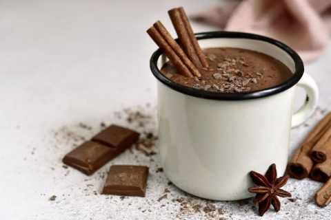 Superfood Spiced Keto Hot Chocolate Mix for the Holidays