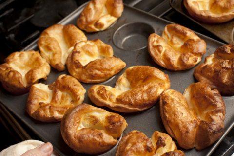 Keto Zone Yorkshire Pudding Popovers