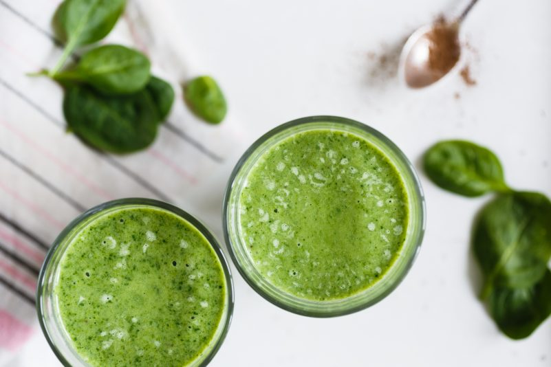 Herbs to Grow this Summer and Energizing Green Smoothie