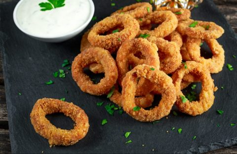 Harvesting Onions? Try Keto Onion Rings for Labor Day